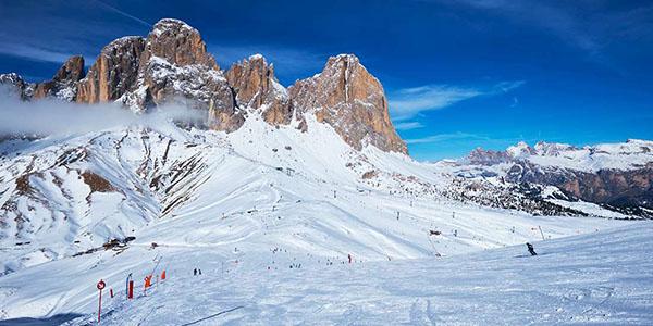 Dolomiti Superski - Skitur